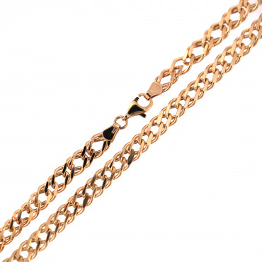 Rose gold chain CRROMA-5.50MM