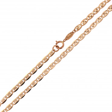 Rose gold chain CRVALS-2.50MM