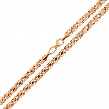 Rose gold chain CRZFP03-4.00MM