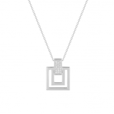 Sterling silver pendant necklace GLG32013.11