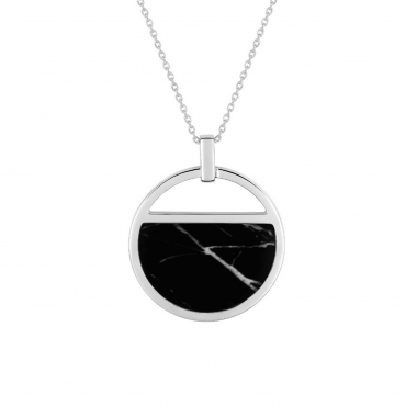 Sterling silver pendant necklace GLG32014.01