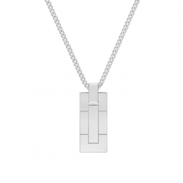 Sterling silver pendant necklace GLG32018.01