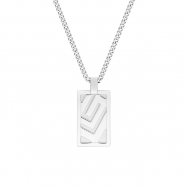 Sterling silver pendant necklace GLG32019.01