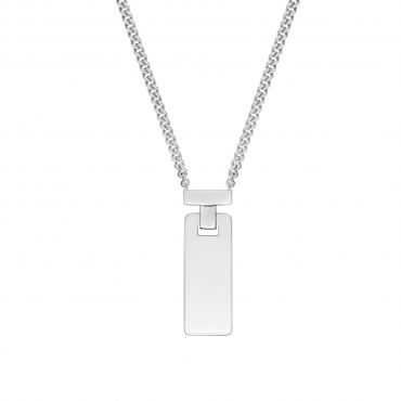 Sterling silver pendant necklace GLG32033.01