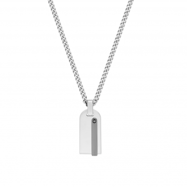 Sterling silver pendant necklace GLG32034.07