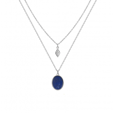 Sterling silver pendant necklace MUR302854.1