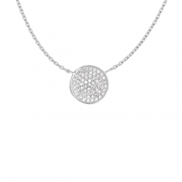 Sterling silver pendant necklace MUR302733.1
