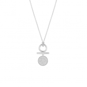 Sterling silver pendant necklace MUR302861.1