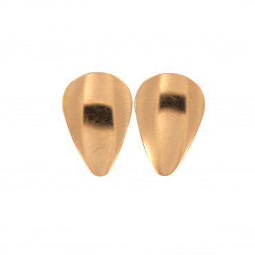 Rose gold earrings BRA02-01-02