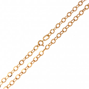 Rose gold chain CRCAB-3.00MM