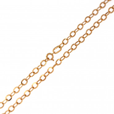 Rose gold chain CRCAB-3.30MM