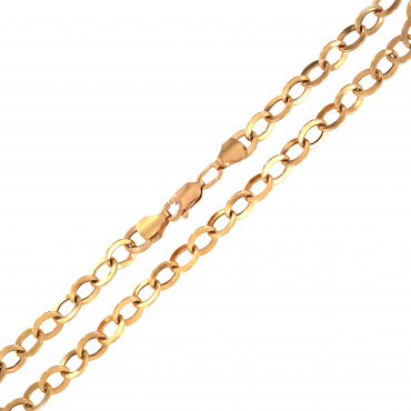 Rose gold chain CRCAB-5.00MM