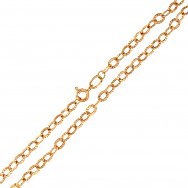 Rose gold chain CRCABS-3.55MM