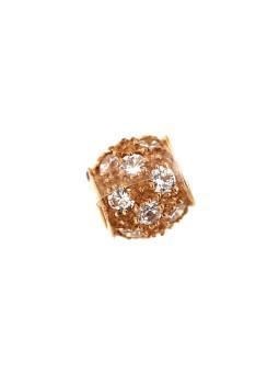 Rose gold charm pendant ARB01-09