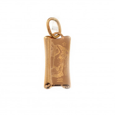 Rose gold icon pendant ARMR03-01