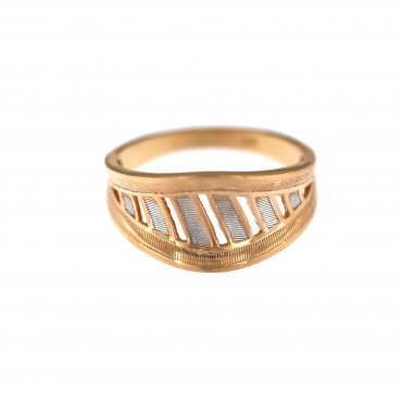 Rose gold ring DRB01-10