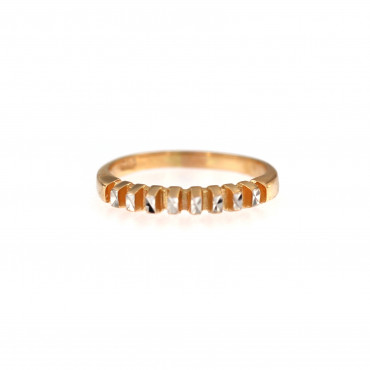 Rose gold ring DRB03-03