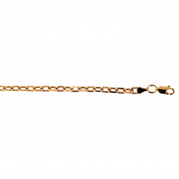 Rose gold bracelet ERFORD-3.00MM