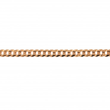 Rose gold bracelet ERG1-4.00MM
