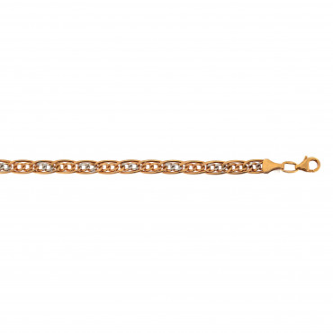 Rose gold bracelet ERNON2G-5.00MM