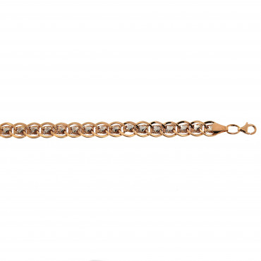 Rose gold bracelet ERNONGARH-5.50MM