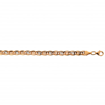 Rose gold bracelet ERNONMARZ-B4.25MM