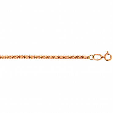 Rose gold bracelet ERPOP-1.50MM
