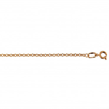 Rose gold bracelet ERROLO-1.20MM