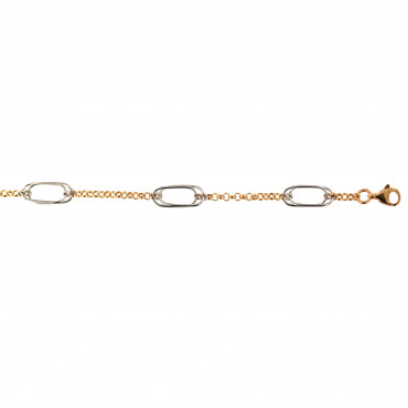 Rose gold bracelet ESP04-02