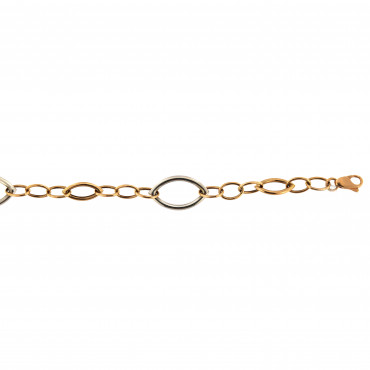 Rose gold bracelet ERCAB-B8.00MM