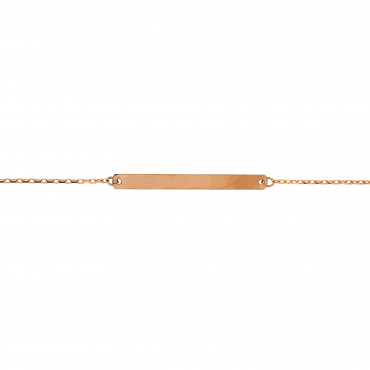 Rose gold bracelet ESP01-05