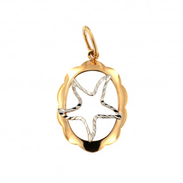 Rose gold pendant ARBL03-12
