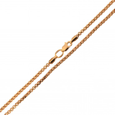 Rose gold chain CRBOXR-2.00MM