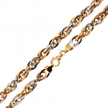 Rose gold chain CRDRK2-8.00MM