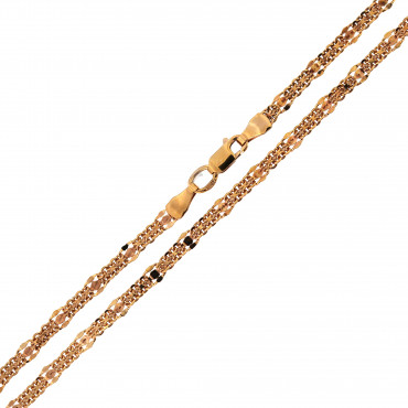 Rose gold chain CRFBSB-3.00MM