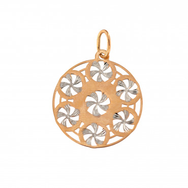 Rose gold pendant ARBL02-03