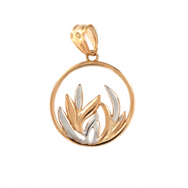 Rose gold pendant ARBL02-07
