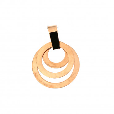 Rose gold pendant ARBL02-08