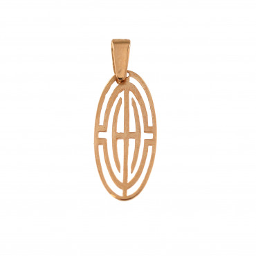 Rose gold pendant ARBL03-01