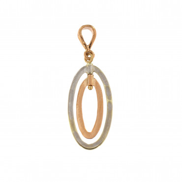 Rose gold pendant ARBL03-02