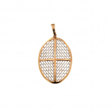 Rose gold pendant ARBL03-03