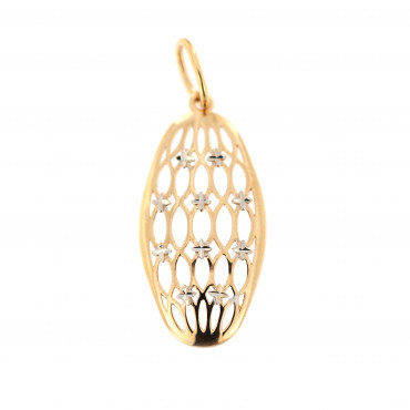 Rose gold pendant ARBL03-09