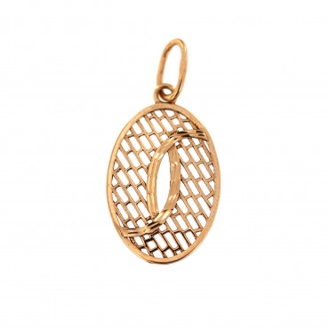 Rose gold pendant ARBL03-10