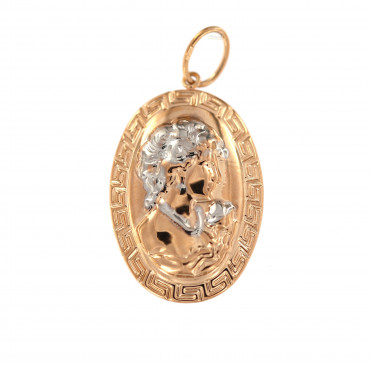 Rose gold pendant ARBL03-11