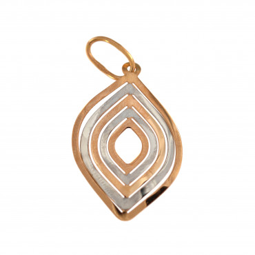 Rose gold pendant ARBL05-01