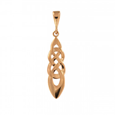 Rose gold pendant ARBL06-03