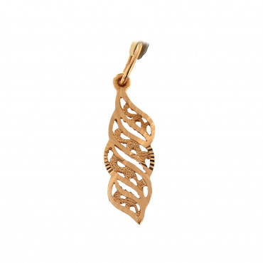 Rose gold pendant ARBL06-05