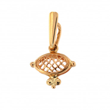 Rose gold pendant ARBL06-08