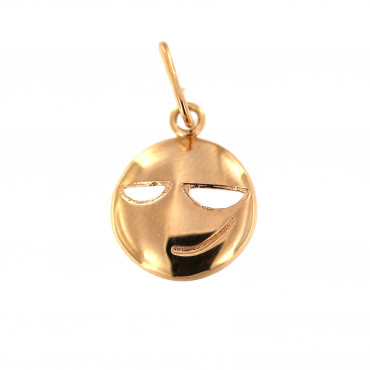 Rose gold pendant ARF12-01