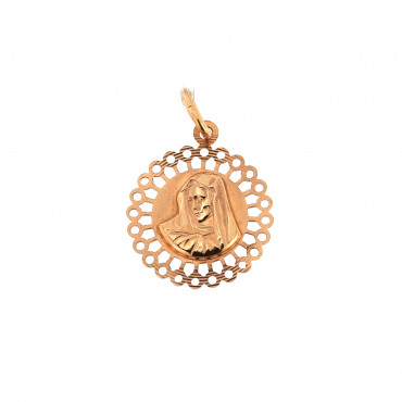 Rose gold icon pendant ARM04-01